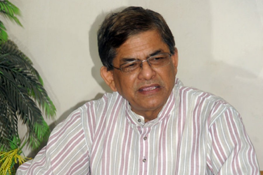 BNP makes founding day vow on democracy