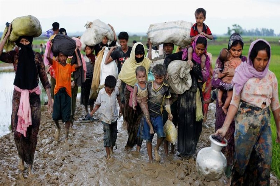 How Bangladeshis coping with half a million new Rohingya refugees