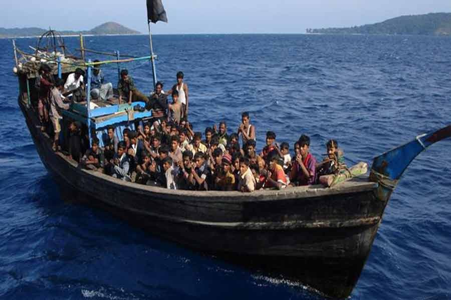 Many feared drowned as Rohingya-packed boat sinks in Teknaf
