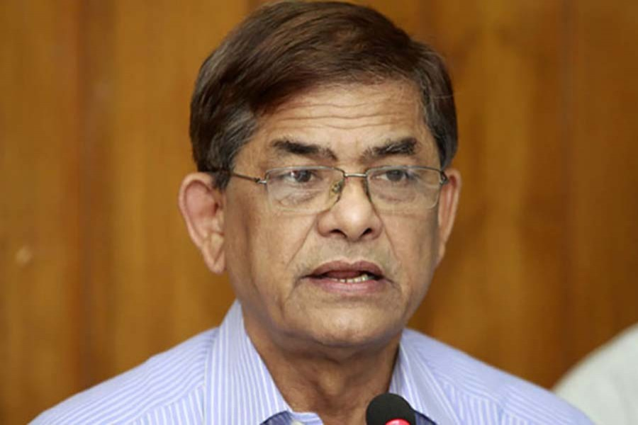 Fakhrul eyes PM's special initiative for Rohingyas