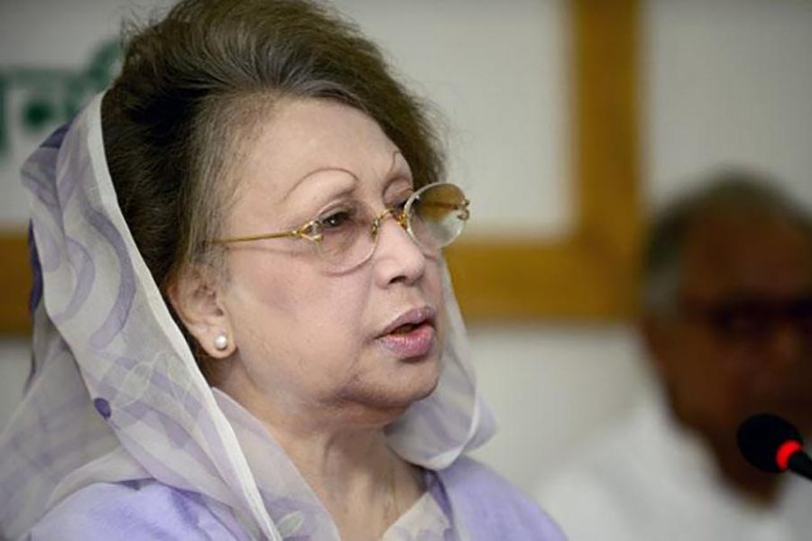 Khaleda anxious about getting justice