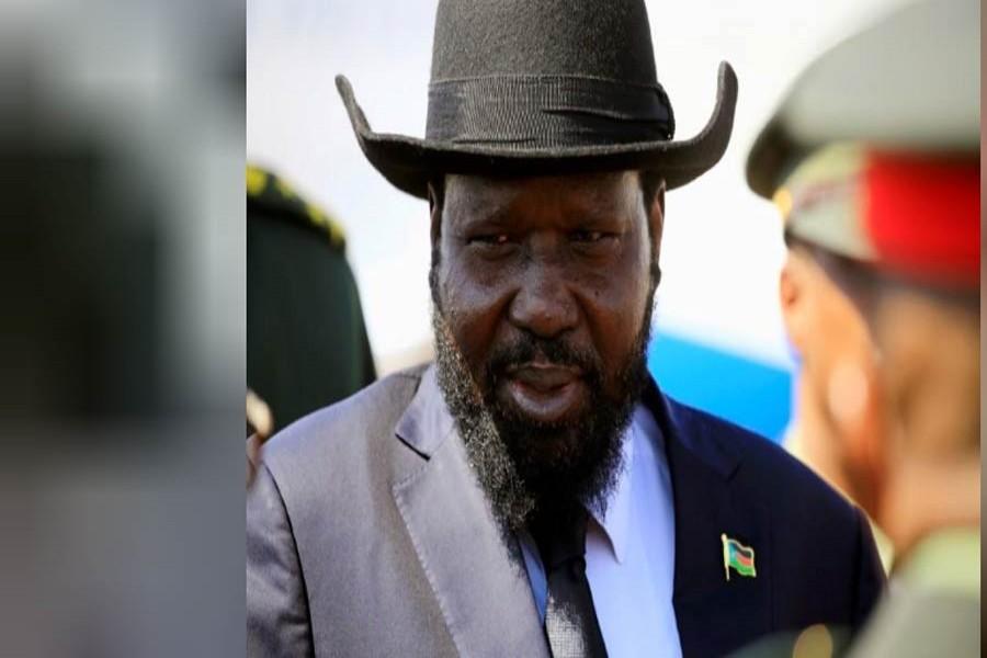 South Sudan's President Salva Kiir Mayardit, Reuters file photo.