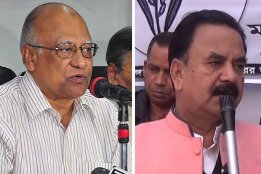 BNP threatens one-point movement if Khaleda 'unlawfully' convicted