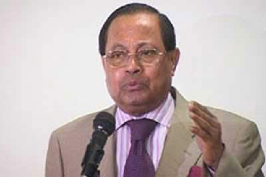 Govt trying to prolong Khaleda's stay in jail: Moudud