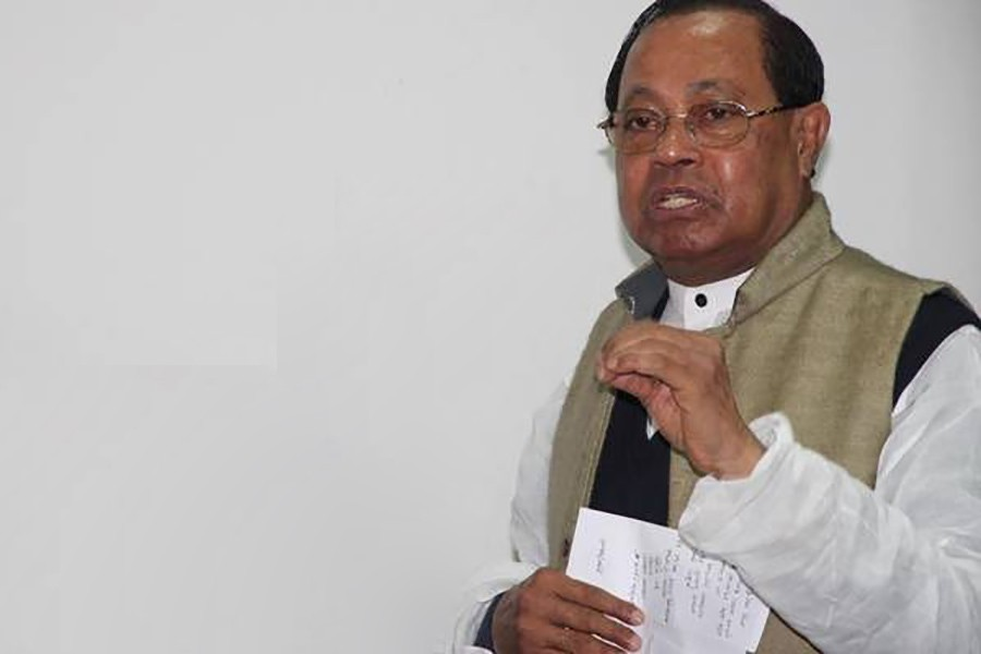 Whitepaper on AL govt's corruption will be published: Moudud