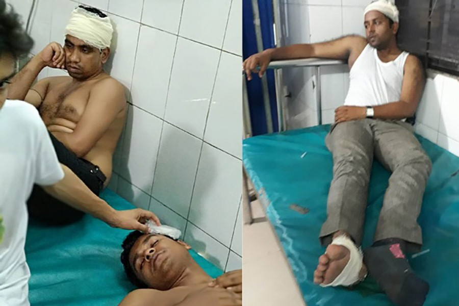 DU BCL's factional clash leaves six injured