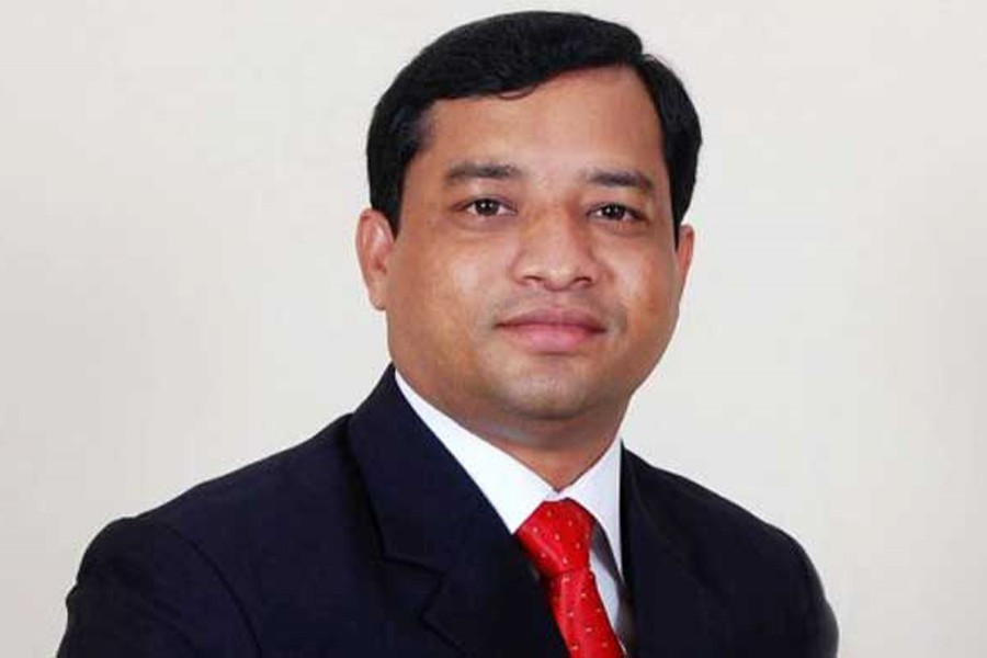 Awami League-backed mayoral candidate Jahangir Alam. File photo