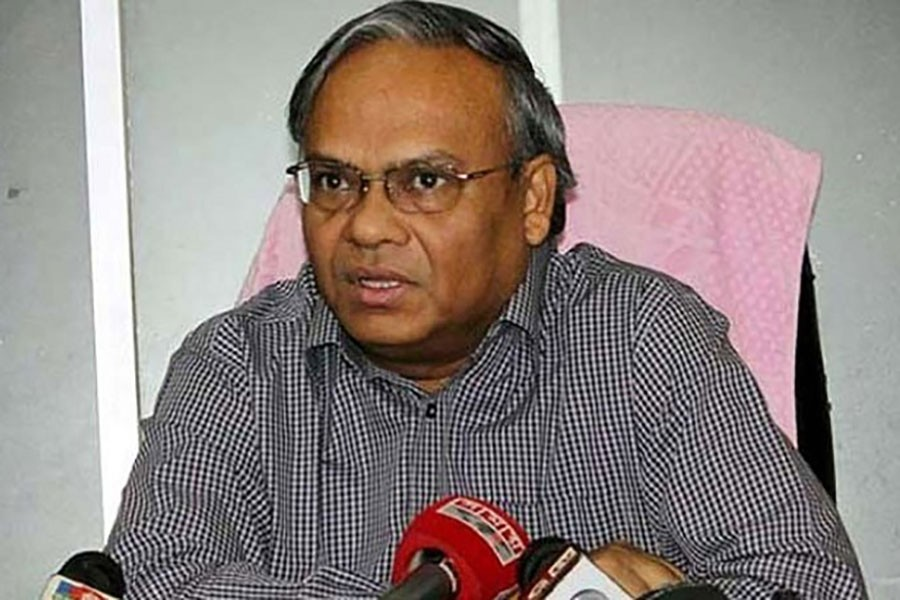 Rizvi blames Quader for barricade in front of Moudud's house