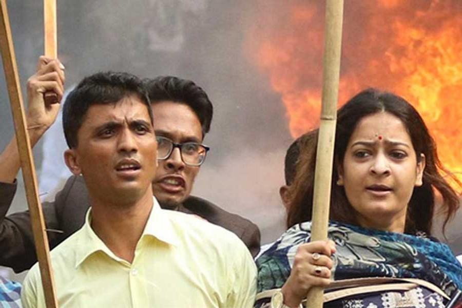 Nipun Roy, six others land in jail