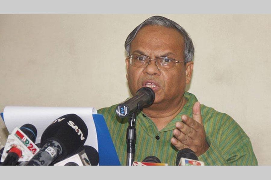 BNP demands CEC's removal over his nephew's AL nomination