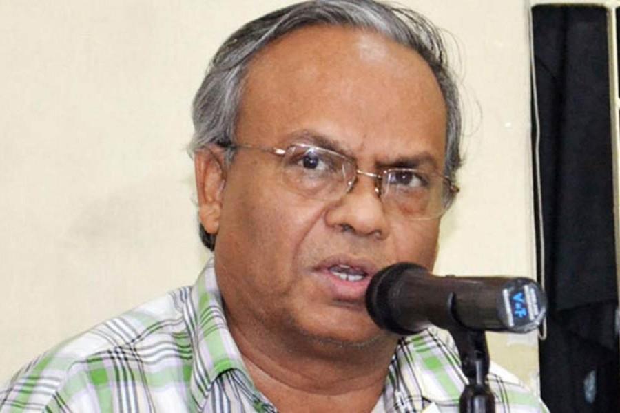 Govt launched 'ugly cyber war' against BNP, alleges Rizvi