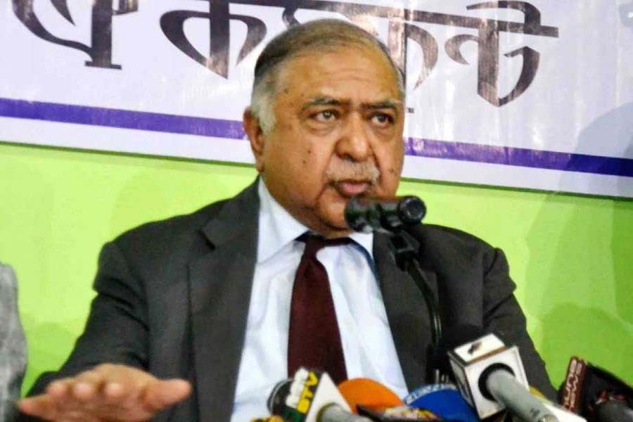 Ensure level-playing field: Dr Kamal to army