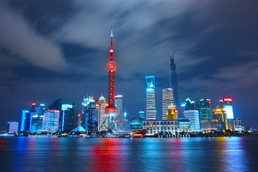 Shanghai, China (Collected photo)
