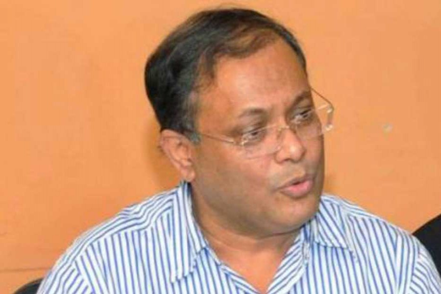 Information minister to take classes at DU