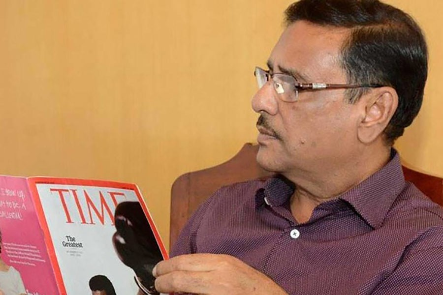 I will be back in journalism: Obaidul Quader