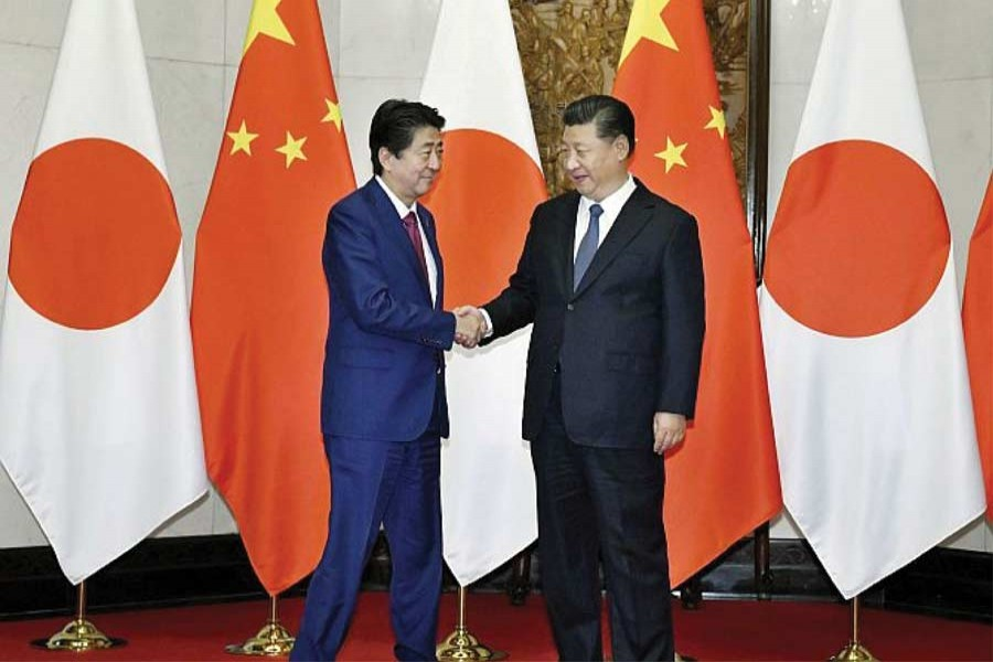 China-Japan ties shouldn't be subject to US' whims