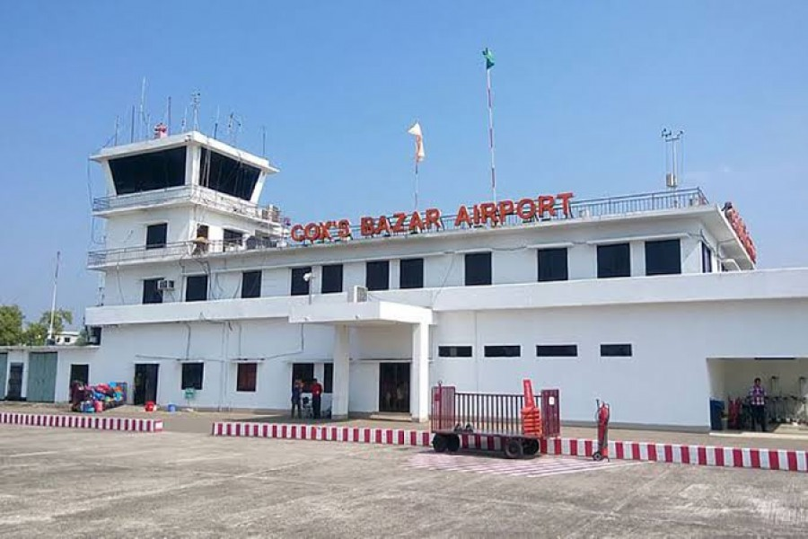 More focus needed on Cox's Bazar airport