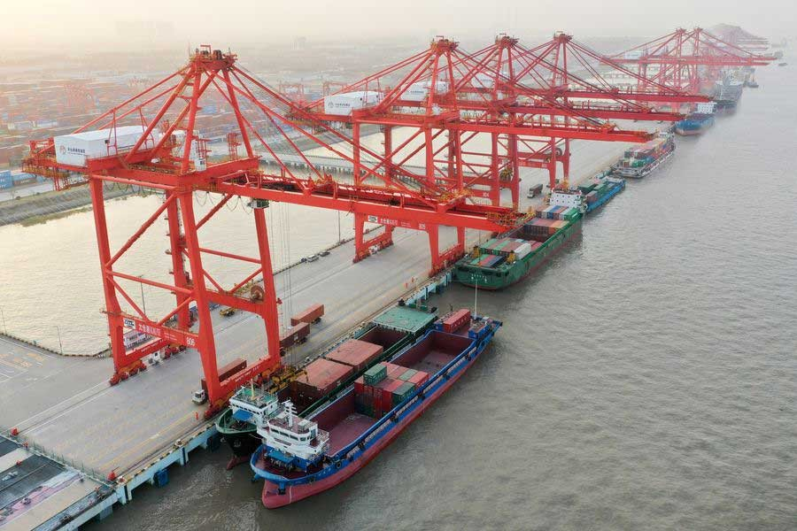 China's growth forecast at 6.1pc for 2020