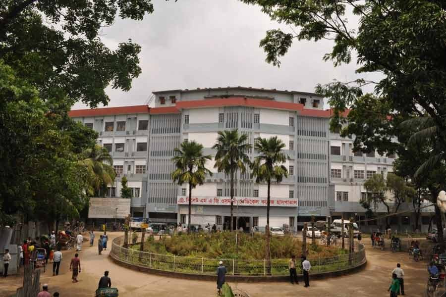 44 health workers including physicians of OMCH sent to home quarantine