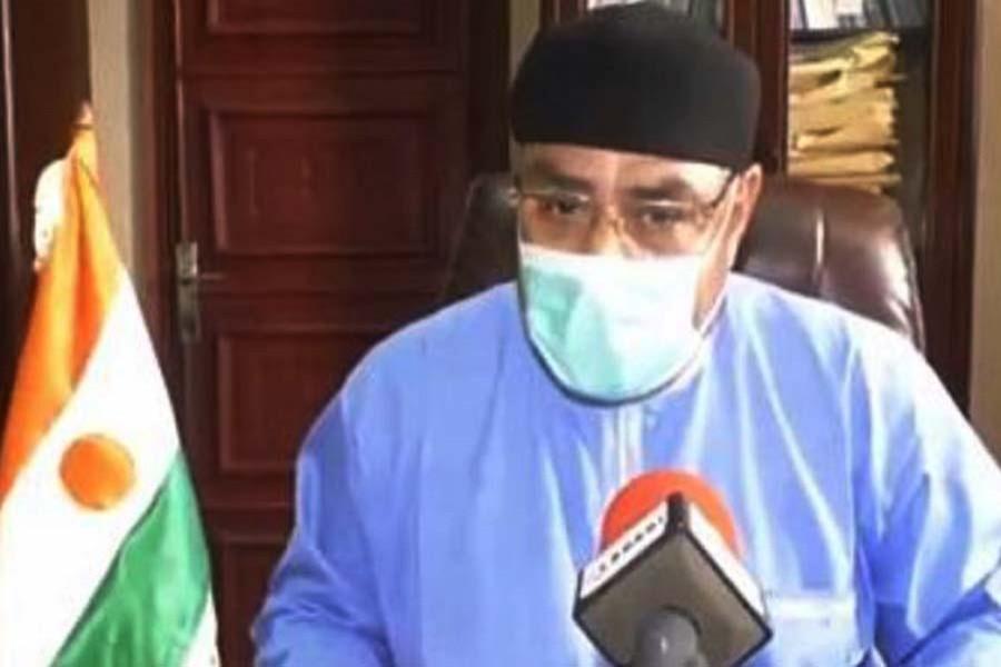 Niger's labor minister dies from coronavirus