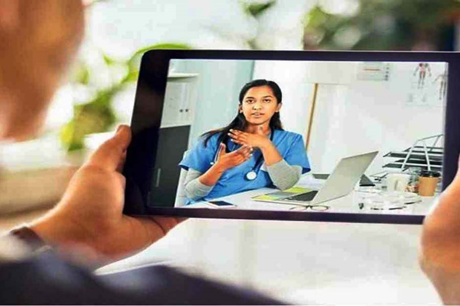 Telemedicine service stopped in Natore as health worker infected
