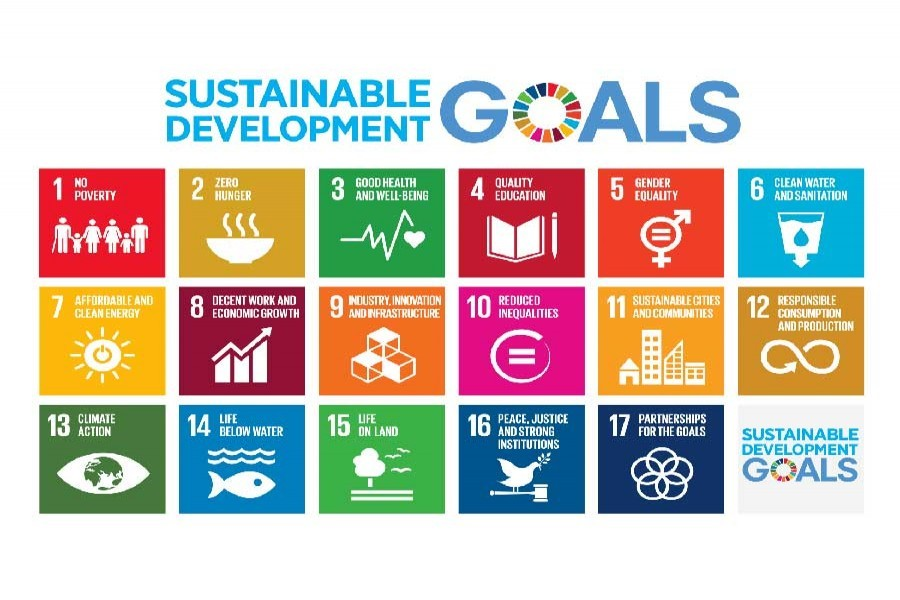 Bangladesh progress report on SDGs