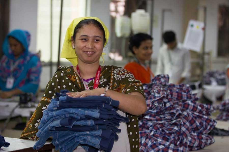 British fashion app sells off unwanted stock to aid Bangladeshi workers