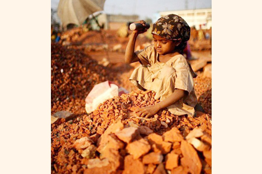 The challenge  of eliminating  child labour
