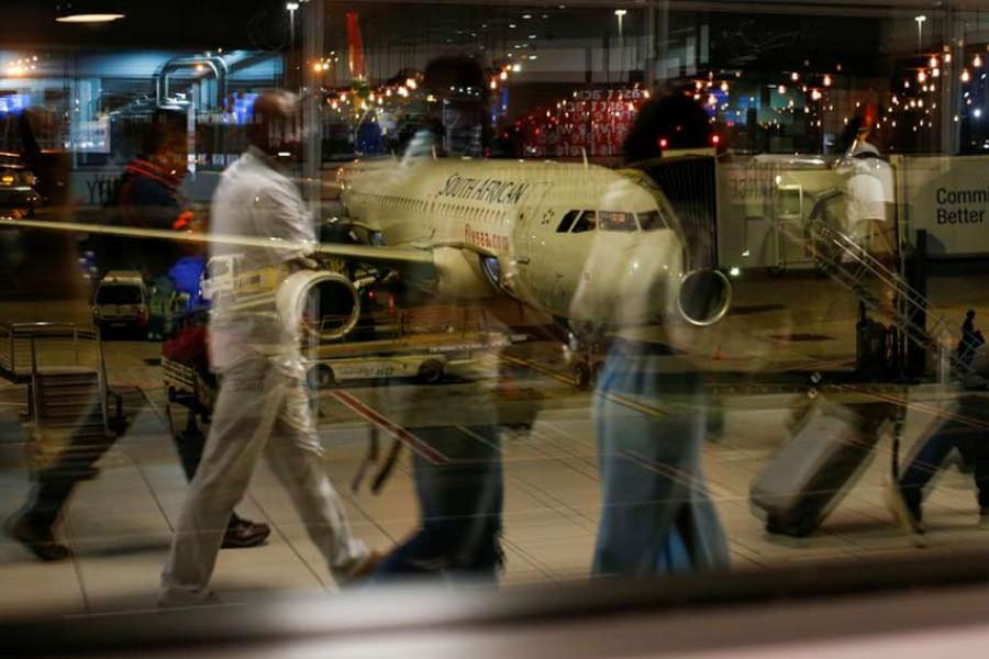 South Africa commits $650 million to ailing airline SAA