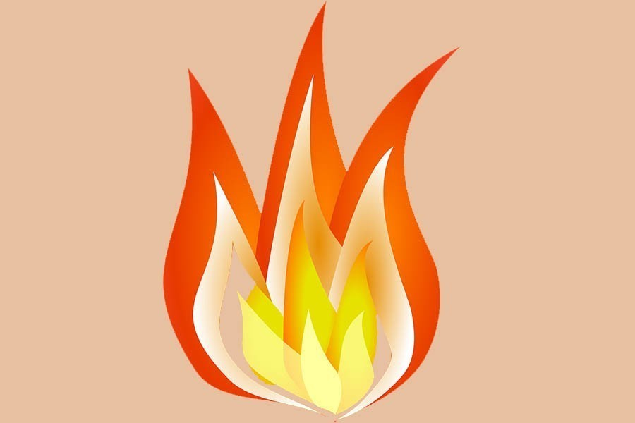 Fire breaks out at Gazipur shoe factory