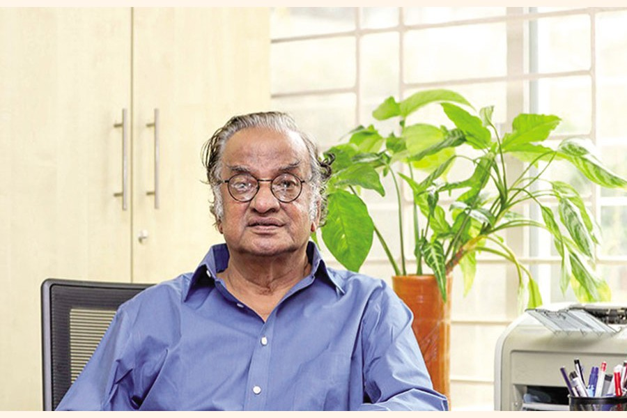 Abul Hasnat: Portrait of a total editor