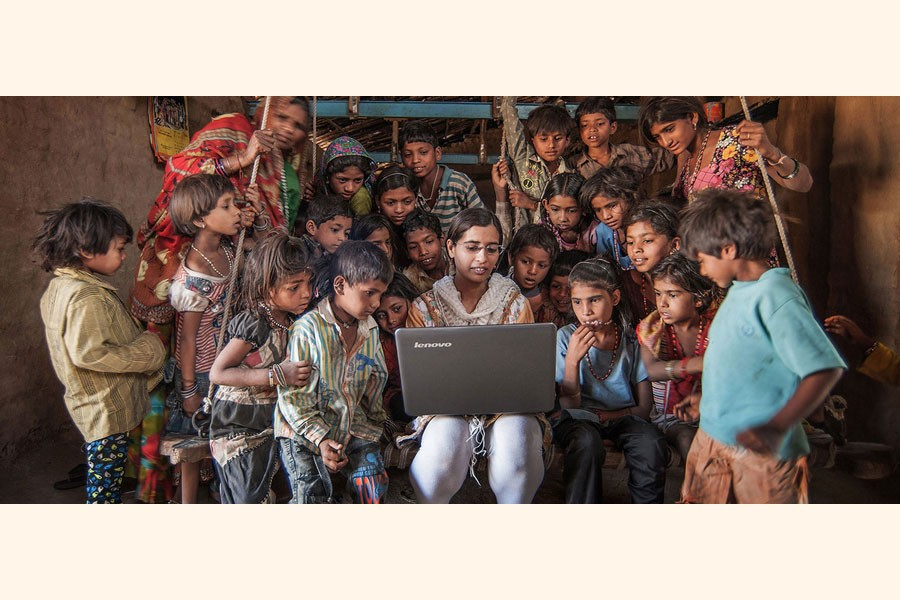 Bridging the digital divide to scale up the Covid-19 recovery