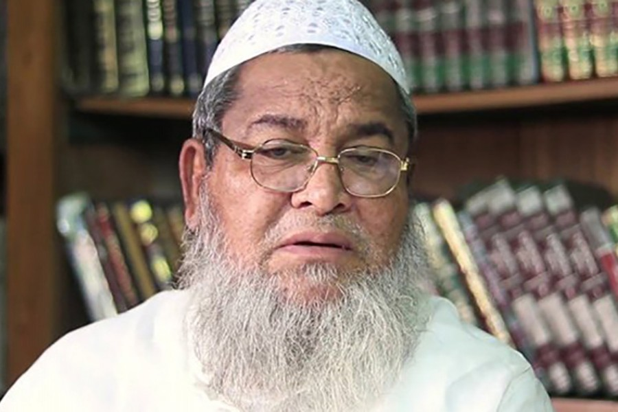 Junayed Babunagari made new Ameer of Hefazat-e-Islam