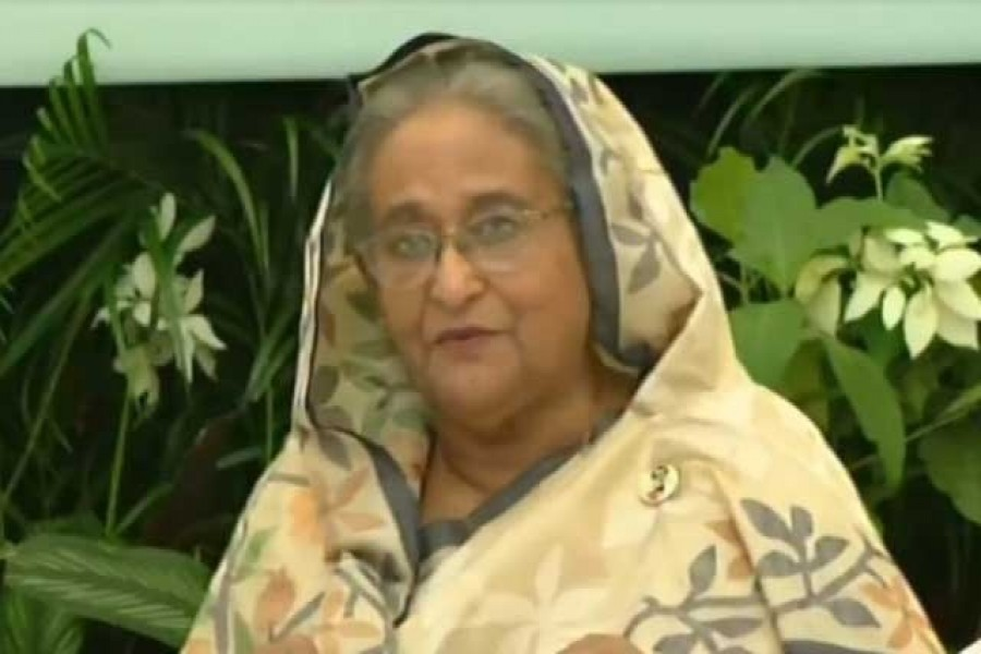 PM Hasina asks officials 'to treat criminals like criminals'