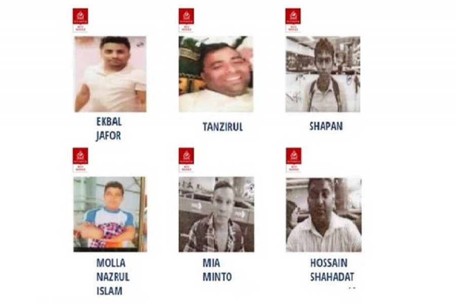 Interpol issues red notice on six Bangladeshi human traffickers