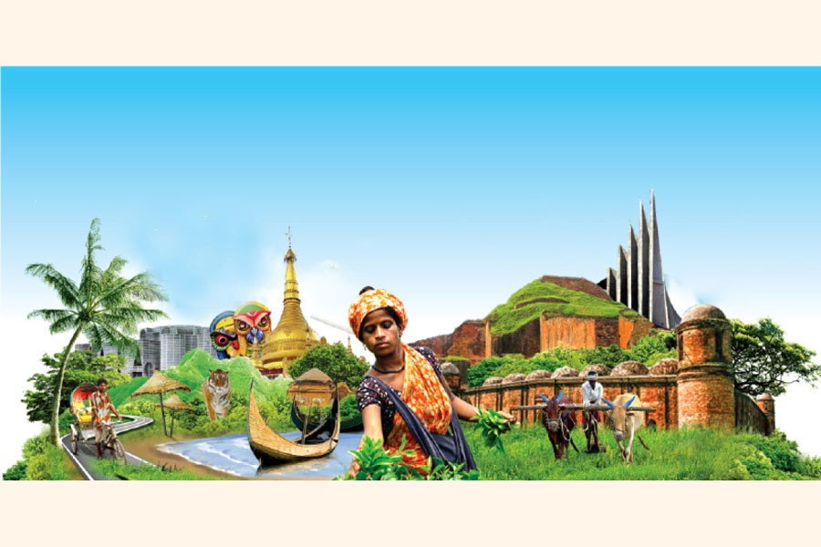 Mainstreaming tourism on dev trajectory