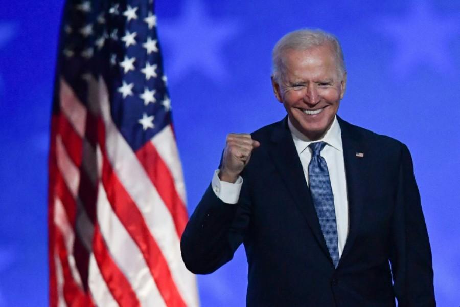 US election 2020: Biden to the White House