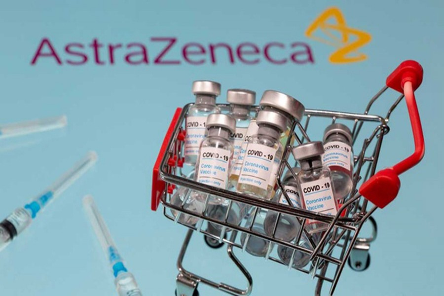 AstraZeneca says its vaccine should be effective against new coronavirus variant