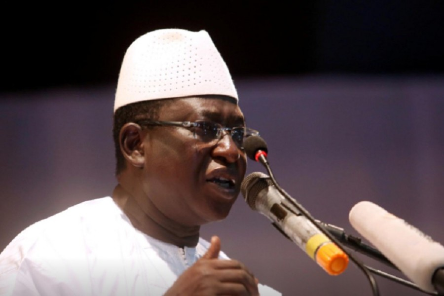 Mali opposition leader and presidential hopeful Cisse dies
