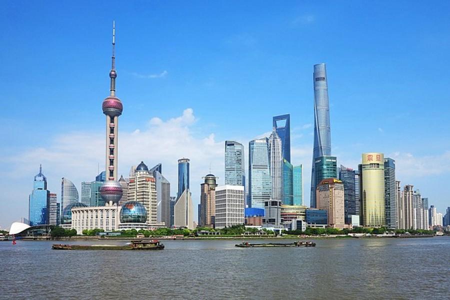 China's socialist market economy