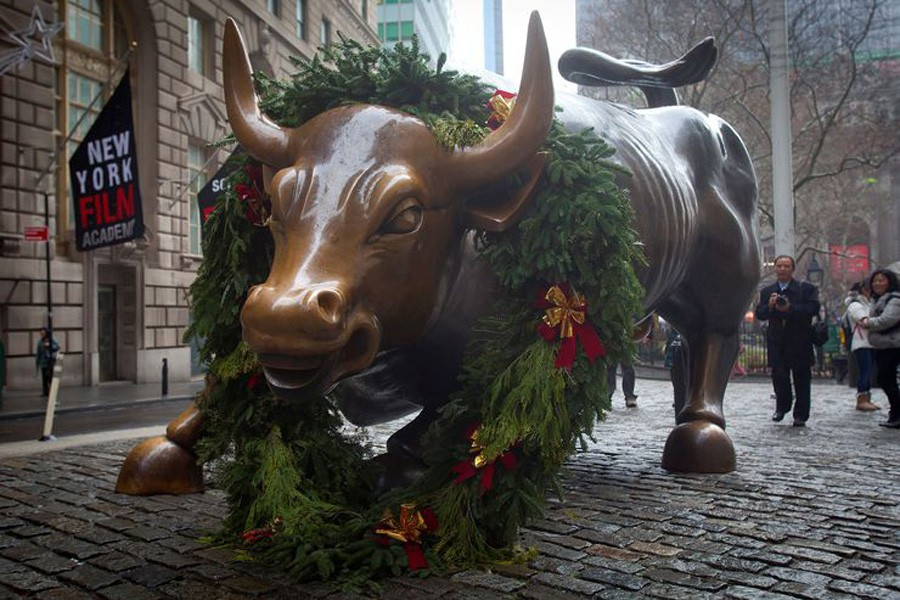 S&P dividend payments to investors rises to $58.28 per share