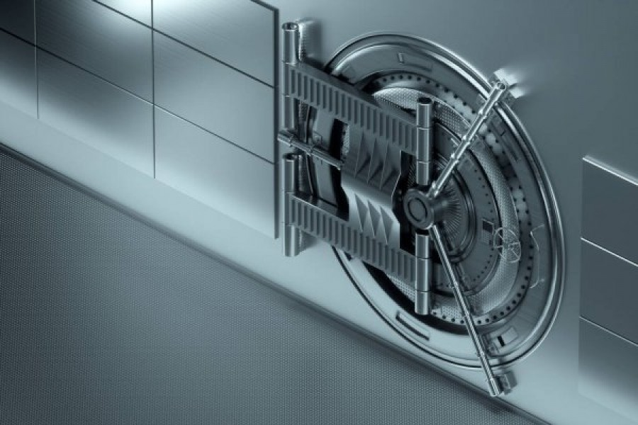Automating bank's vault system and preventing fraud