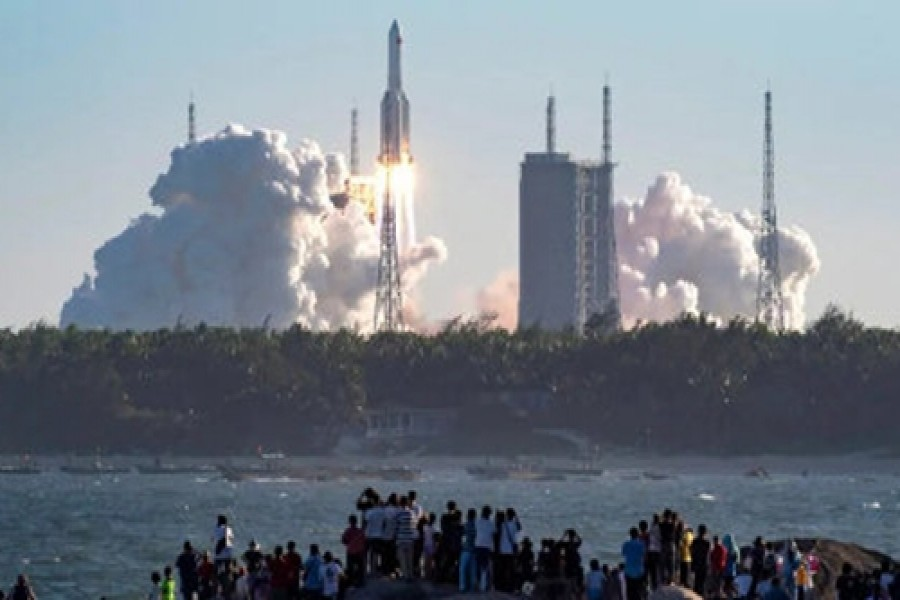 China aims for 40-plus space launch missions in 2021