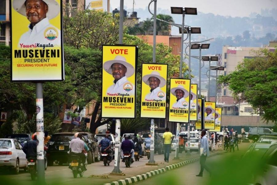 Uganda's Museveni takes lead in allegedly rigged polls