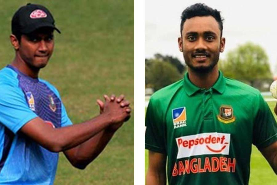 Bangladesh call up Hasan, Shoriful for West Indies ODIs, Shakib returns