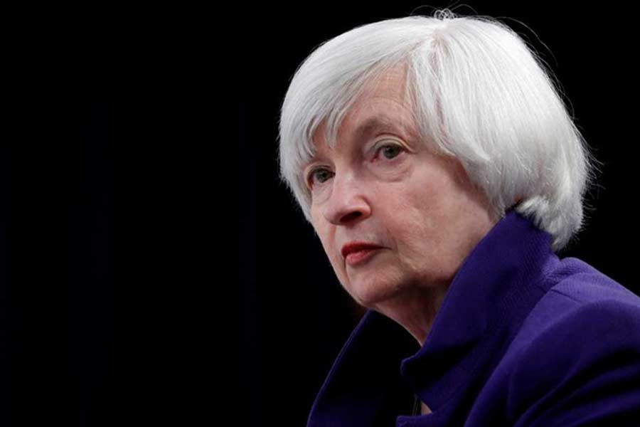 Yellen gets Senate confirmation as first woman to lead US Treasury