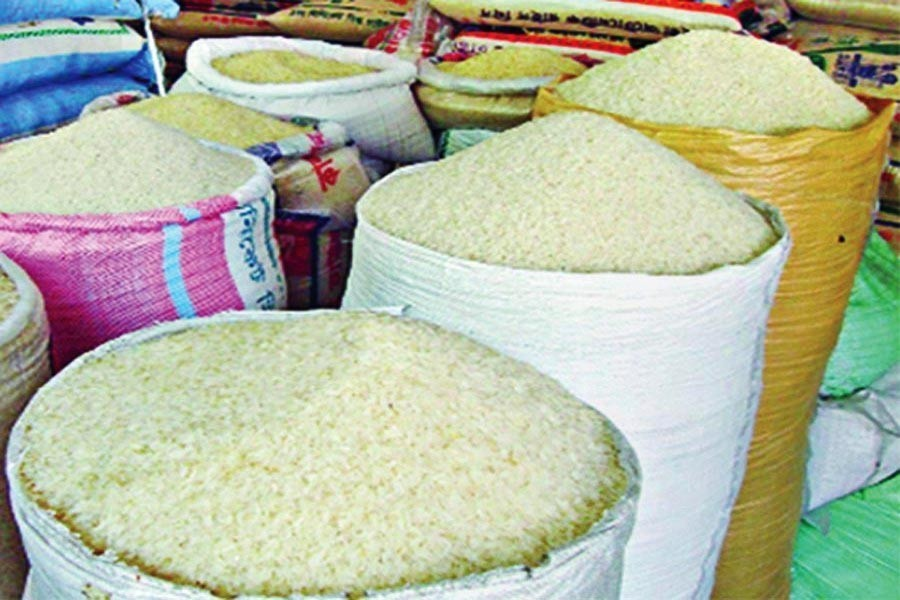 Low procurement, hoarding blamed for rice price surge