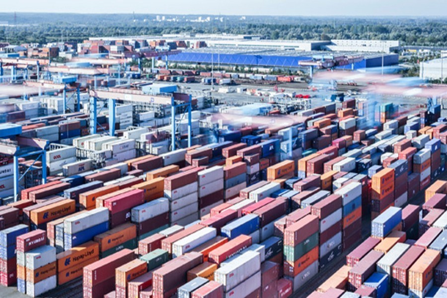 Trade gap stands at $6.46b in July-Dec
