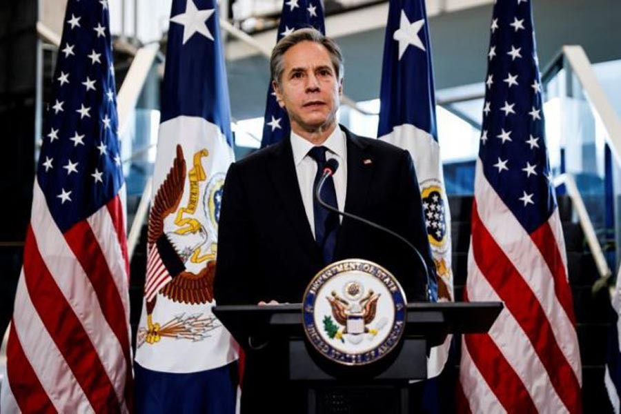 US to rebuild diplomacy worldwide: Blinken says on first day
