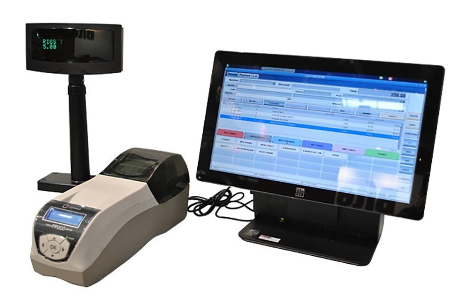 Electronic devices for sales transactions not installed in 12 years